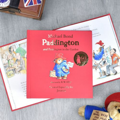 Paddington Bear Story Book